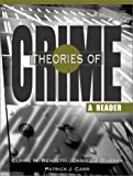 Theories of Crime 1st Edition