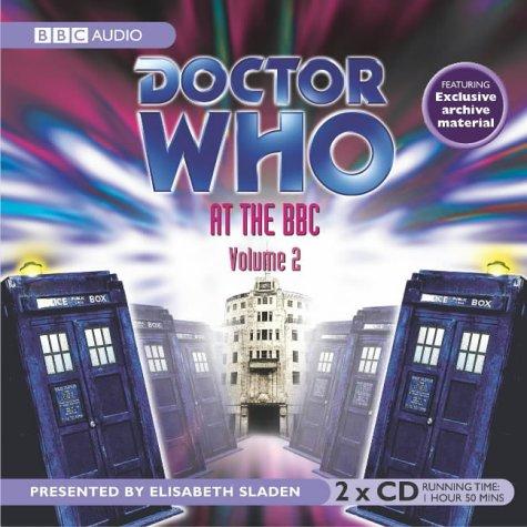 Doctor Who at the BBC, Vol. 2 (BBC Audio) (v. 2) pdf