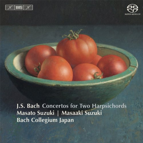 Johann Sebastian Bach: Concertos for Two Harpsichords