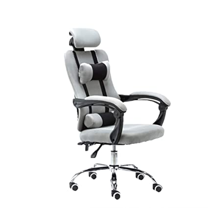 Furniture Bright Computer Chair Can Lie Lifting Boss Chair Leather Swivel Chair