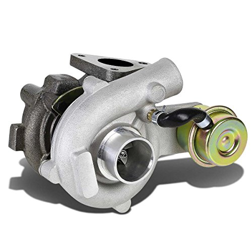 (DNA Motoring TBC-GT15 Turbocharger with Wastegate Turbine)