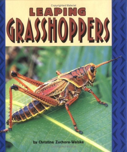 Read Online Leaping Grasshoppers (Pull Ahead Books) pdf