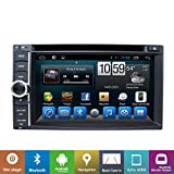 ATOTO Quadcore Android 2Din Car Stereo, 6.2in Touchscreen Entertainment - Indash Multimedia Head Unit w/ FM RDS Radio Tuner, DVD Playback, WIFI, Bluetooth Handsfree, GPS Navigation, and more!