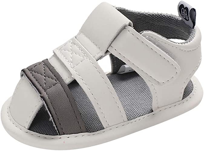 2019 Sandales Chaussures Souple Cuir Premiers Pas Nn80wm
