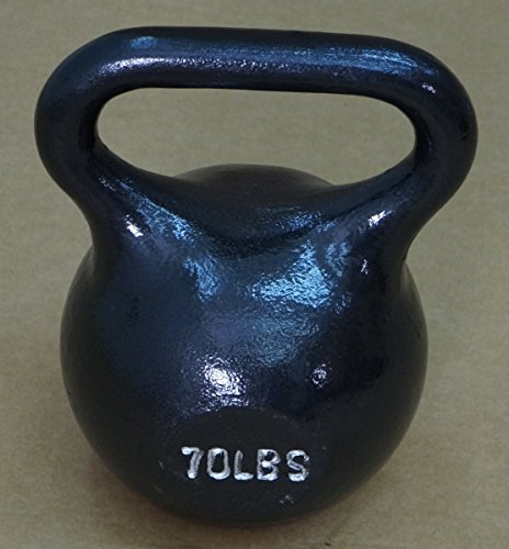 70 lb Wide Handle Kettlebell