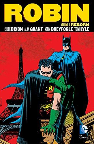 Robin Vol. 1: Reborn (Robin -
