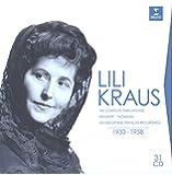Lili Kraus - The Complete Parlophone, Ducretet-Thomson & Discophiles Français Recordings