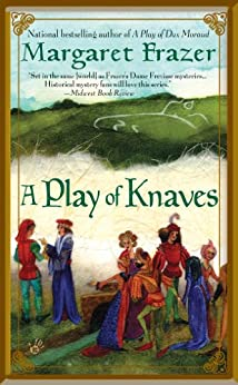 A Play of Knaves (A Joliffe Mystery Book 3) by [Frazer, Margaret]