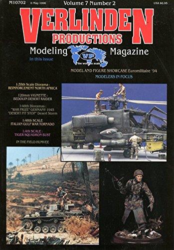 VERLINDEN Modeling Magazine Volume 2 Number 1