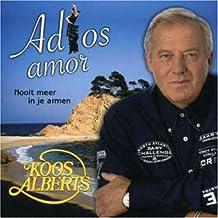 Adios Amor (Nooit Meer in