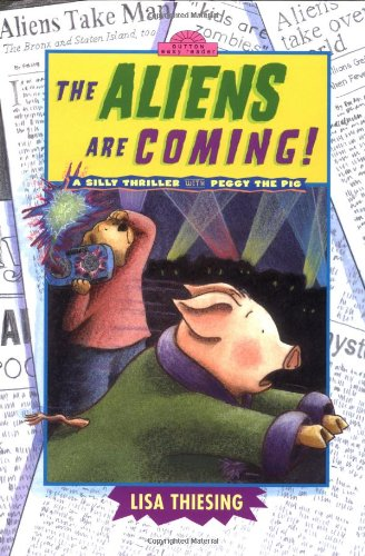 The Aliens are Coming (Dutton Easy Reader) pdf epub