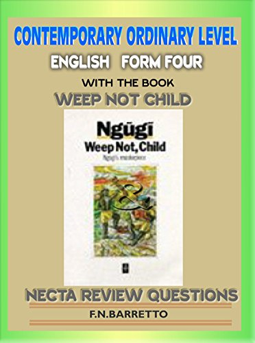 contemporary ordinary Level: English form four with the book