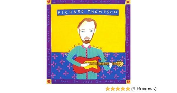 1952 Vincent Black Lightning By Richard Thompson On Amazon Music