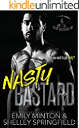 Nasty Bastard (Grim Bastards MC Book 4)