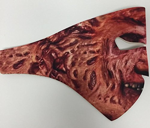 Freddy Krueger Neoprene Motorcycle Full Face Ski Mask