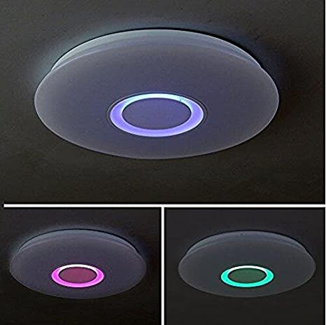 Amazon.com: Jin @ Mobile APP Remote Control LED Ronda ...