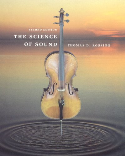 The Science of Sound (2nd Edition)