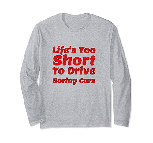 Car Adult Long Sleeve - 8