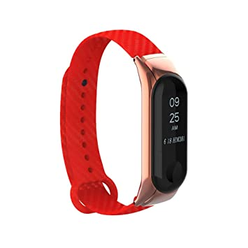 Amazon.com: Silicone Smartwatch Wristband +Frame For Xiaomi ...