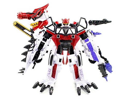 Bandai Power Ranger Kyoryuger Dino Force DX BRAVE KYORYUJIN Tyranno King