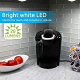 GE, Wireless, Battery Operated, 20 Lumens, Touch
