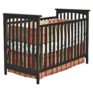 Childcraft Shoal Creek Monterey Crib   Jamocha   Bedroom Furniture   Cribs  For Kids   Toddler