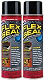 Tools & Hardware : Flex Seal Spray Rubber Sealant Coating, 14-oz, Black (2 Pack)