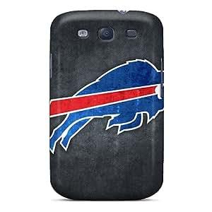 JackieAchar Fashion Protective Buffalo Bills 6 Case Cover For Galaxy S3