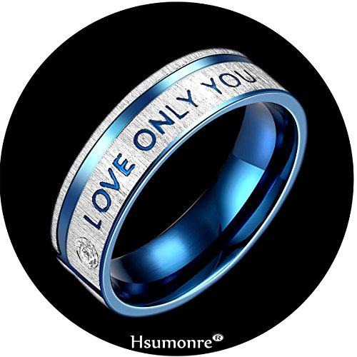 Couples Rings Engraved Love Yo