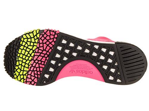 Zapatillas De Running Adidas Hombre Nmd_racer Primeknit Solar Pink / Solar Pink / Core Black