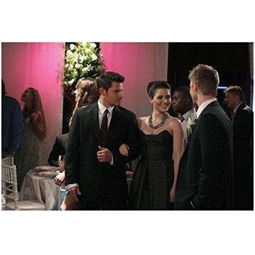 One Tree Hill Sophia Bush as Brooke and Nick Lachey with Chad Michael Murray as Lucas 8 x 10 Inch - Bush Gossip Sophia