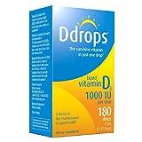 Ddrops Vit D 1000 Iu 180 Drops .17 Fz Review