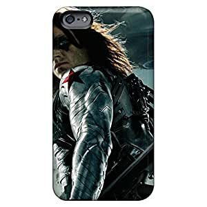 iphone 5c Top Quality mobile phone carrying covers pattern Classic shell the winter soldier