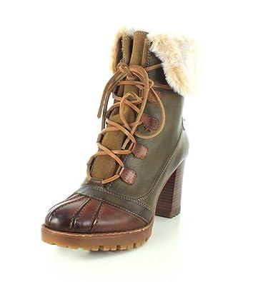4a14ced4a8b Amazon.com   PIKOLINOS Womens Connelly W3E-8710 Moss Siena Boot - 40 ...
