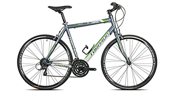 TORPADO Bicicleta Carretera KCS Arwin 3 x 8 V Flat ALU Talla 57 Gris Blanco (Corsa Strada)/Bicycle Road KCS Arwin 3 x 8S Flat ALU Size 57 Grey White (Road Race): Amazon.es: