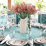 BOMAROLAN-Artificial-Baby-Breath-Flowers-Fake-Gypsophila-Bouquets-12-Pcs-Fake-Real-Touch-Flowers-for-Wedding-Decor-DIY-Home-PartyPink