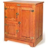 Build-Your-Own Country Ice Box Plan – American Furniture Design