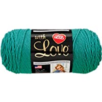 RED HEART 073650012457 With Love Yarn, Cerulean