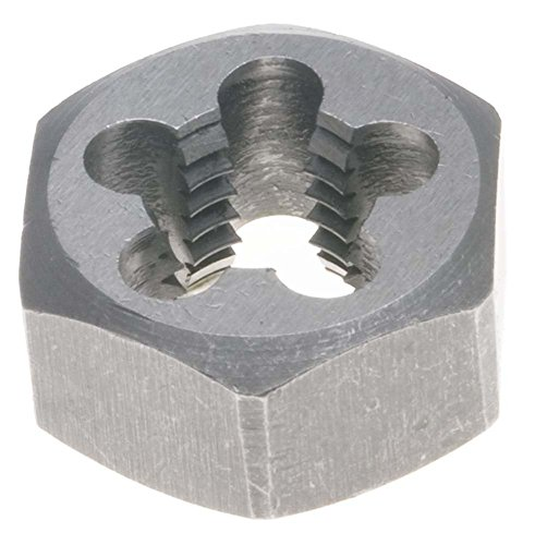 Steel 10mm Thickness Metric M14 x 1.25mm Screw Thread Round Die Tool