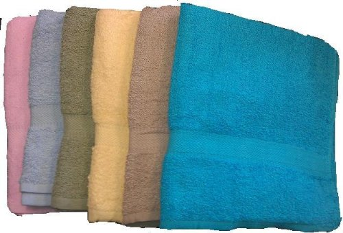 Ddi 25X50 Bath Towel (Pack Of 48) from D&D