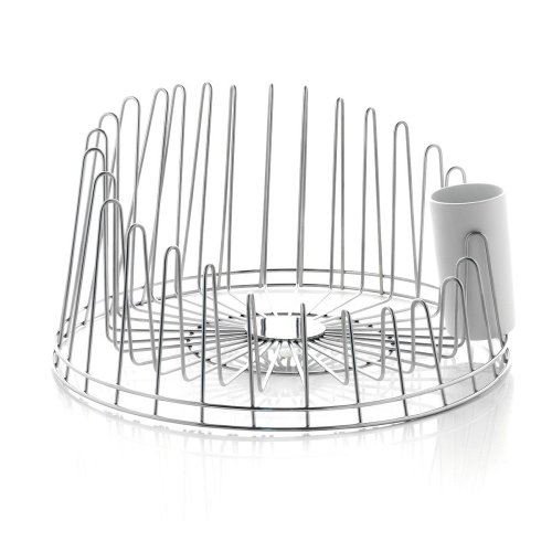 A Tempo Dish Drainer By Pauline Deltour by Alessi