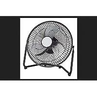 High Velocity Fan 9 Blk