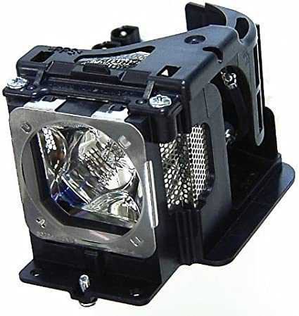 AuraBeam Professional Replacement Projector Lamp for Eiki POA-LMP146 with Housing Powered by Ushio