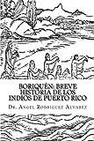 Boriquén: Breve Historia de los Indios de Puerto Rico (Spanish Edition)