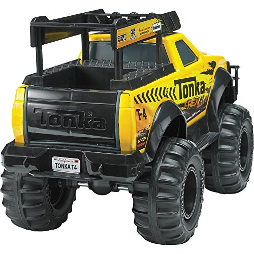 5130icBGwyL - Tonka 90604 Steel 4x4 T-Rex Vehicle by Tonka