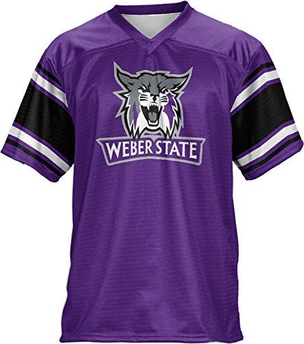 ProSphere Weber State University Men's Football Jersey (End Zone) - Football State Weber