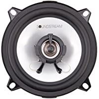 Soundstream SF-502T 5 2-Way Arachnid Series Full Range Car Audio Speakers, Set of 2