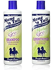The Original Mane 'n Tail Olive Oil Complex – Herbal...