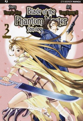 (Blade of the phantom master. Shin angyo onshi vol. 3 )