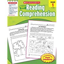Scholastic Success with Reading Comprehension, Grades 1